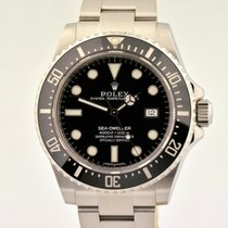 Rolex Sea-Dweller 4000 Steel 40mm Black United States of America, Washington, Bellevue