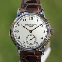 Patek Philippe Minute Repeater Or blanc 38mm Blanc
