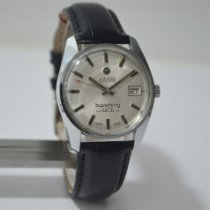 Roamer Steel 38mm Manual winding pre-owned