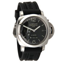 Panerai Luminor 1950 8 Days GMT PAM 00233 pam233 pam 233 2016 gebraucht