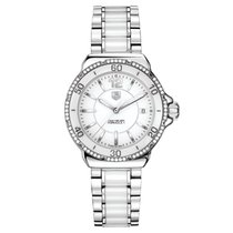 TAG Heuer Formula 1 Lady Steel 37mm White Australia, Melbourne