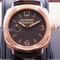 Panerai Special Editions Pозовое золото 47,00mm Черный