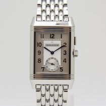 Jaeger-LeCoultre 272.8.54 Stahl 2012 Reverso Duoface 26mm gebraucht