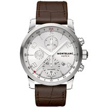 Montblanc Timewalker 107065 New Steel 43,00mm Automatic