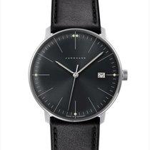 Junghans max bill Quartz new Quartz Watch with original box and original papers 041/4465.04