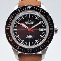 Certina Steel 43mm Automatic C036.407.16.050.00 pre-owned