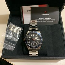 Tudor Black Bay Steel 41mm Black No numerals Singapore, singapore