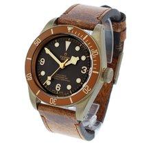 Tudor Black Bay Bronze new 2017 Automatic Watch with original box and original papers 79250BM