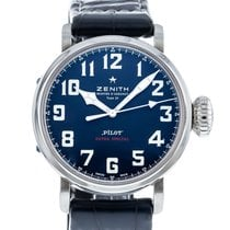 Zenith Pilot Type 20 03.2432.679 2010 pre-owned