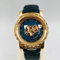 Ulysse Nardin Freak Pозовое золото 44.5mm Синий Aрабские