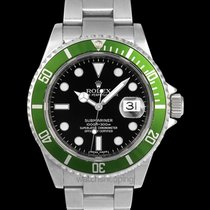 Rolex Submariner Date Steel 40mm Black United States of America, California, Burlingame