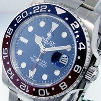 Rolex GMT-Master 126719BLRO new