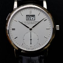 A. Lange & Söhne White gold 37,00mm Automatic 315.026 new