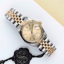 Rolex Lady-Datejust 68273 Nagyon jó Arany/Acél 31mm Automata