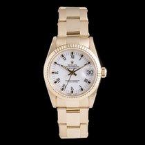 Rolex Datejust 31 nuovo 1988 Automatico Orologio con scatola originale 68278 (RO 3225)