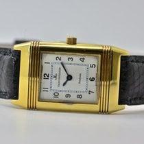Jaeger-LeCoultre Reverso Dame Gelbgold 32mm Silber Arabisch Deutschland, Iffezheim