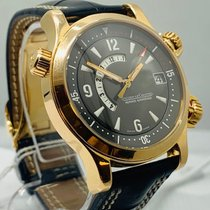 Jaeger-LeCoultre Master Memovox Or rose Gris