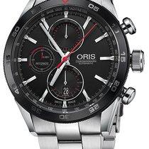 Oris Artix GT Steel 44mm Black United States of America, New York, Airmont