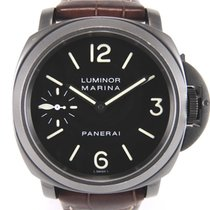 Panerai Luminor Marina 44mm Noir Arabes