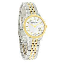 Raymond Weil Freelancer Ladies MOP Diamond Quartz Watch...