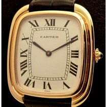Cartier | Square 18kt yellow gold from seventies