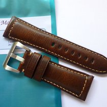 Bodhy Handmade leather strap in 26mm - Old Asso in 26/22mm for...