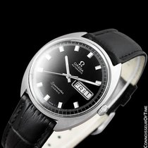 Omega 1960's Vintage Mens Seamaster Cosmic Retro, Day Date,...