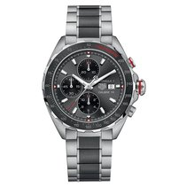 TAG Heuer Formula 1 44mm Chrono Date Automatic Mens Watch...