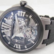 Ulysse Nardin Executive Skeleton Tourbillon Titanium Transparent United States of America, Illinois, Lincolnshire