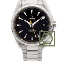 Omega Seamaster Aqua Terra 15000 gauss 41,5mm black steel