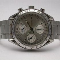 Omega 3523.30.00 Speedmaster Day Date Automatic Steel Silver...
