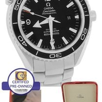 Omega Seamaster Planet Ocean XL Black 45.5mm Co-Axial Watch
