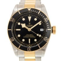 Tudor Kai Series Stainless Steel Black Automatic 79733N