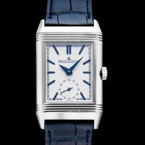 Jaeger-LeCoultre Reverso Duoface Steel 25.5mm Blue United States of America, California, San Mateo