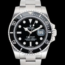 Rolex 116610LN Steel Submariner Date pre-owned United States of America, California, San Mateo
