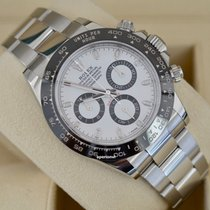 Rolex Daytona Ceramic White Dial [MINT]