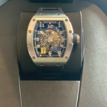 Richard Mille RM 030 Titanio 50mm Transparente Árabes