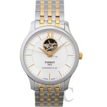 Tissot Tradition new Automatic Watch with original box and original papers T063.907.22.038.00