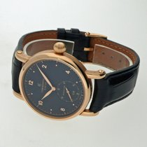 Chronoswiss Sirius Or rouge 39,5mm Noir Arabes