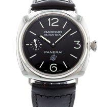 沛納海 PAM 380 鋼 2010 Radiomir Black Seal 45mm 二手