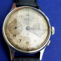 Angelus 35mm Remontage manuel Chronographe calibre 215 occasion France, Orleans