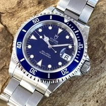 Tudor 79190 Steel Submariner 40mm pre-owned
