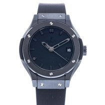Hublot Classic Fusion Quartz Ceramic 33mm Black United States of America, Georgia, Atlanta
