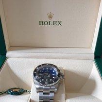 Rolex Stahl Automatik 126660 neu