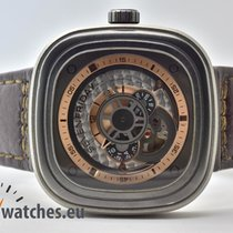 Sevenfriday Otel 47mm Atomat P2/01 folosit