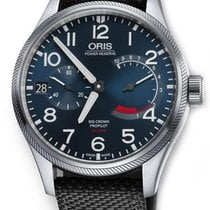 Oris Big Crown ProPilot Calibre 111 01 111 7711 4165-Set 5 22 15FC new