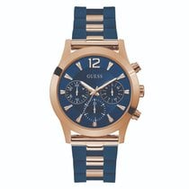 Guess Ocel 42mm Quartz W1294L2 nové