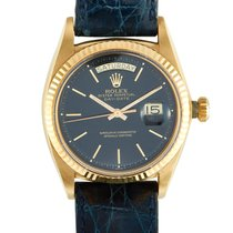Rolex 1803 Yellow gold Day-Date 36 pre-owned United States of America, Pennsylvania, Southampton