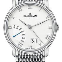 Blancpain Villeret 6668 1127 MMB New Steel 40.5mm Automatic