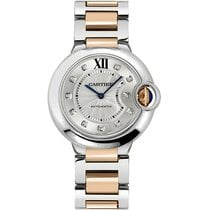 Cartier WE902031 Steel 2018 Ballon Bleu 36mm 36.6mm new United States of America, Florida, Miami